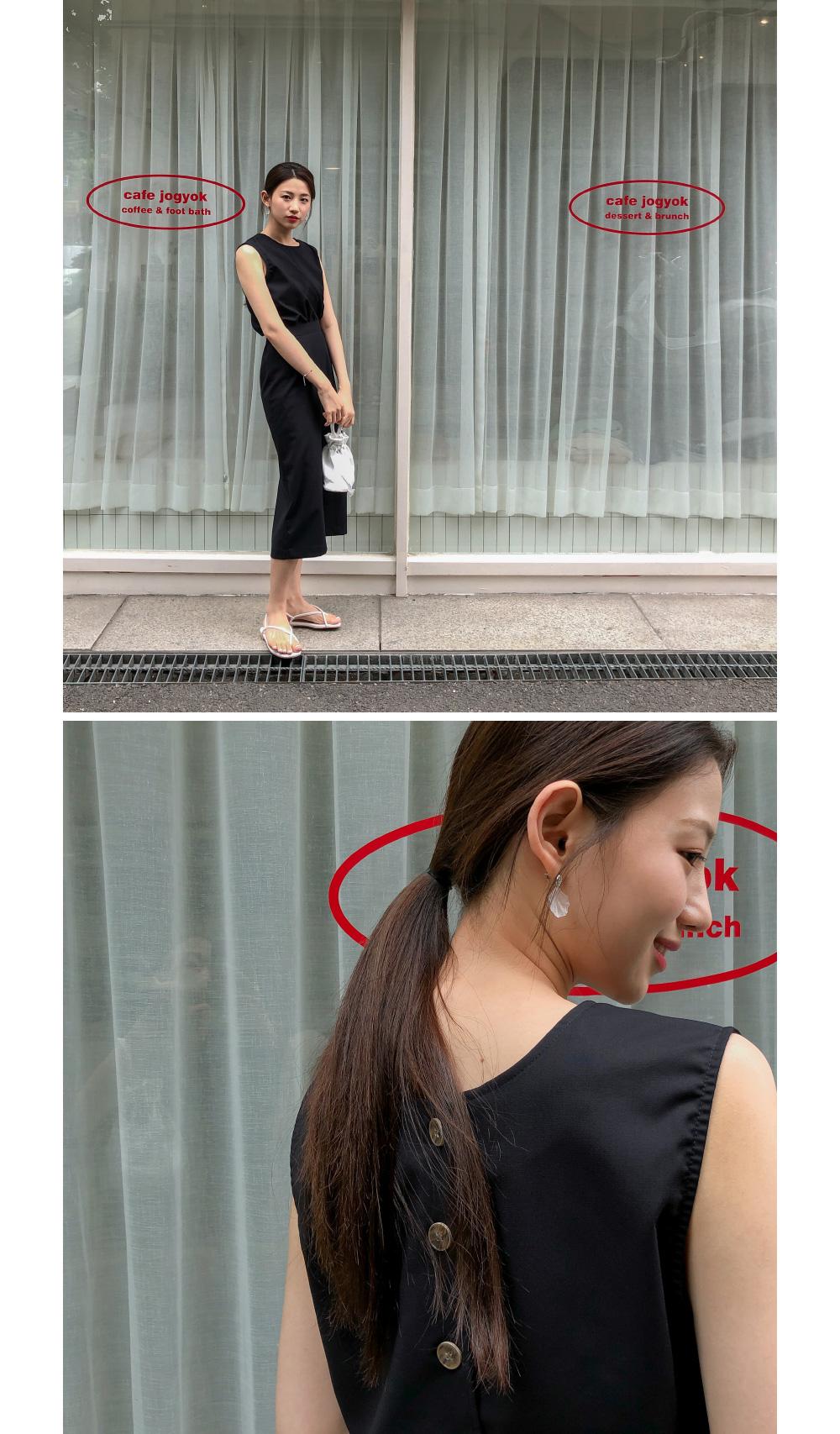 feminine shell earring