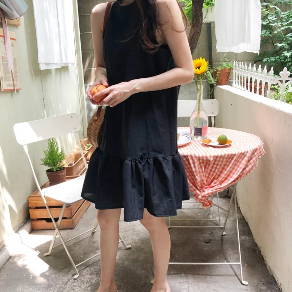 Freight Halter Dress