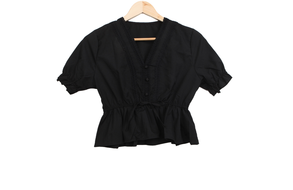 Lovely Pleated BL