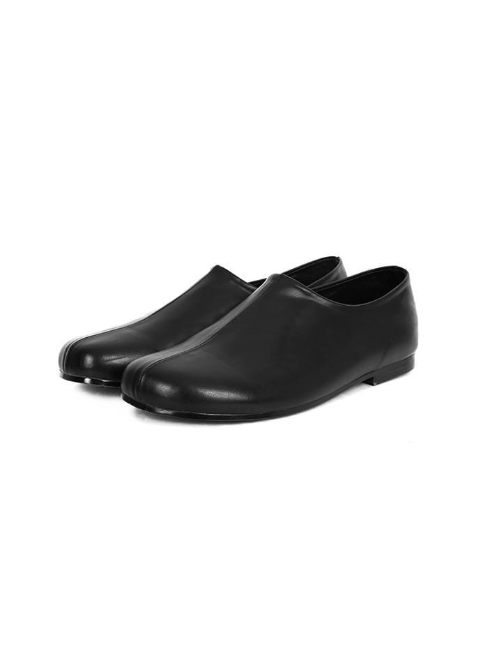 cozy mood leather shoes - men