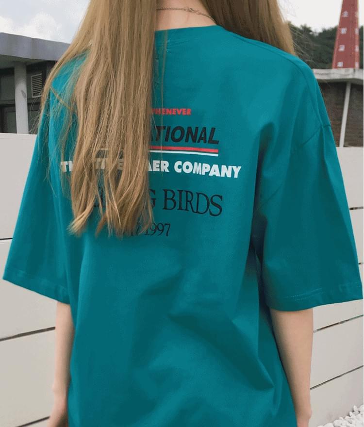 Parky Realbird T-shirt
