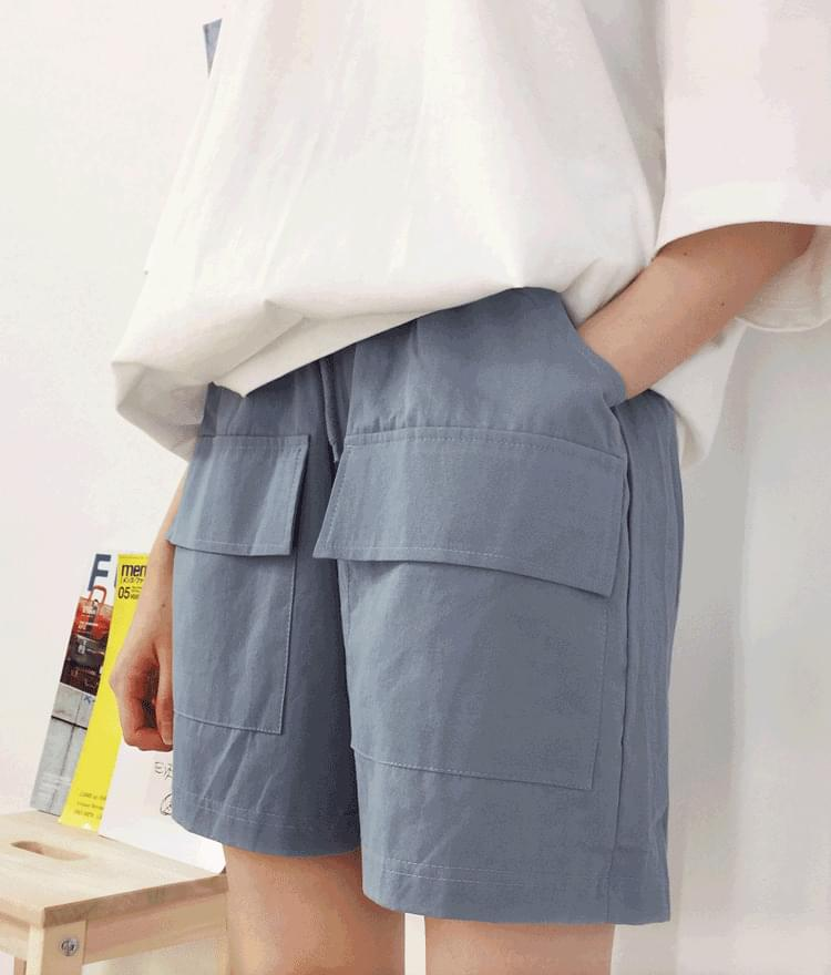 Cracker pocket pants