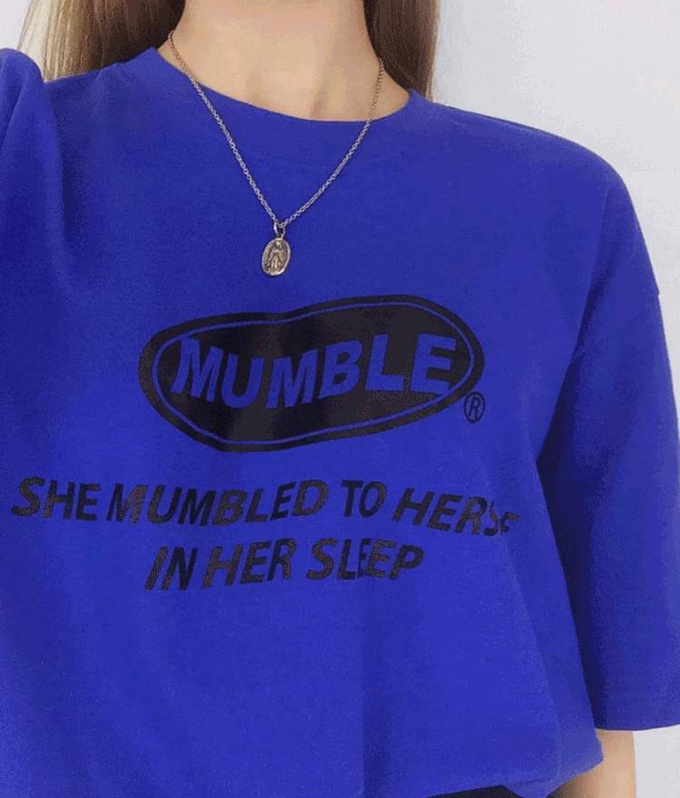 Mumbley Round T-shirt