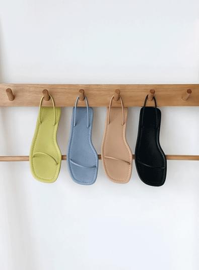 멜먼트 shoes (*4color)