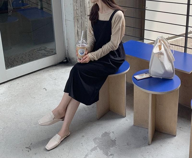 Adult overall dress_Y