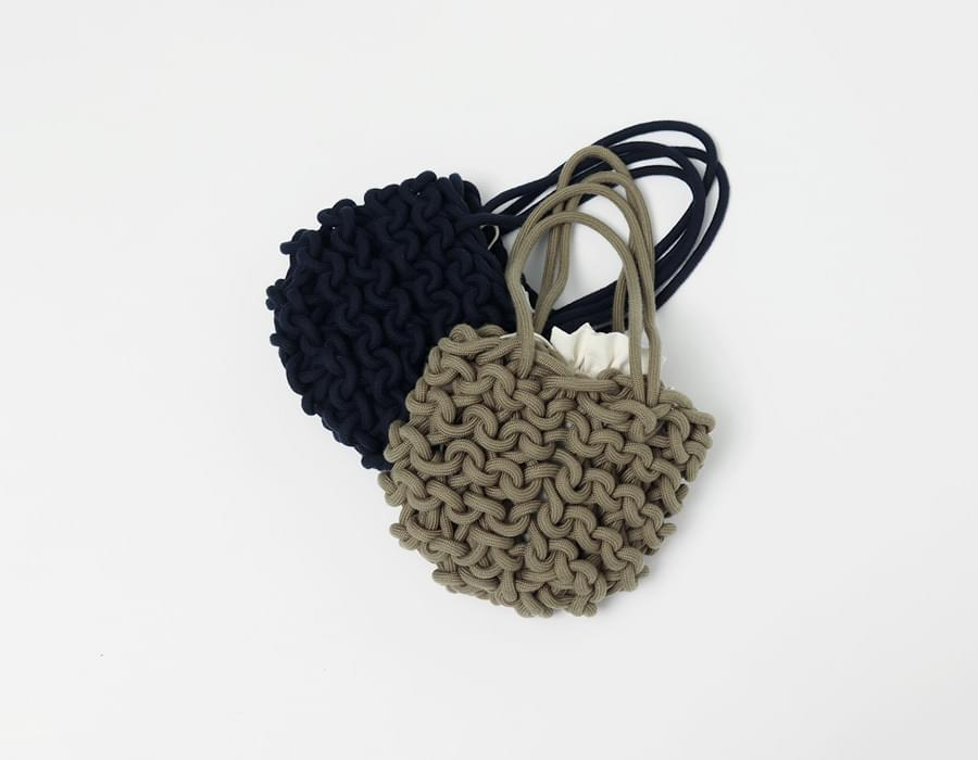 Bold net tote bag_C
