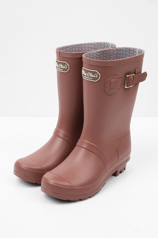 shee texture rain boot (5colors)