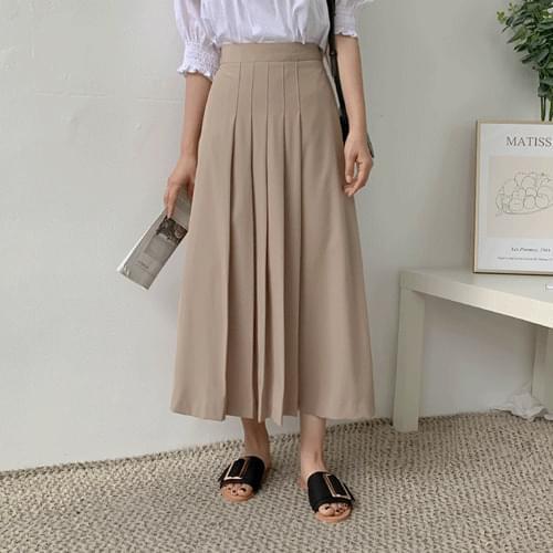 Roof Long Skirt