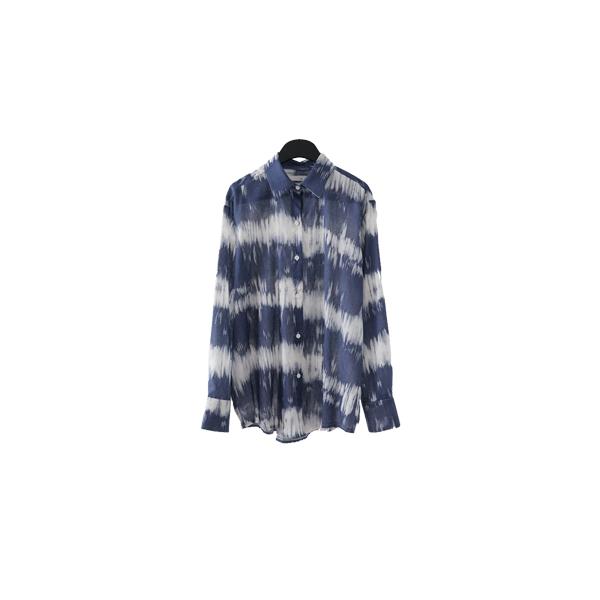 regular watery dyed shirt