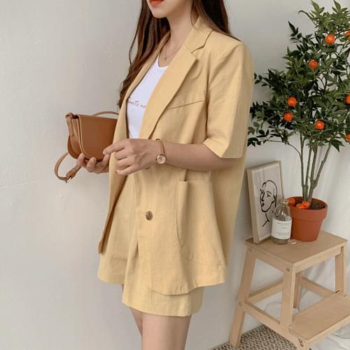 Yuzu Yongmai jacket