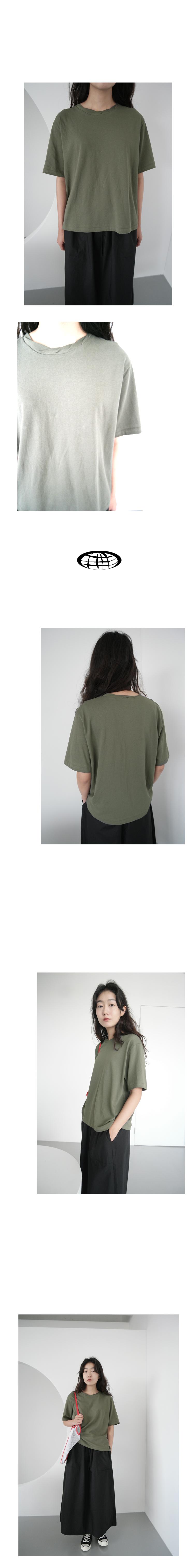 cotton wearable banding skirt