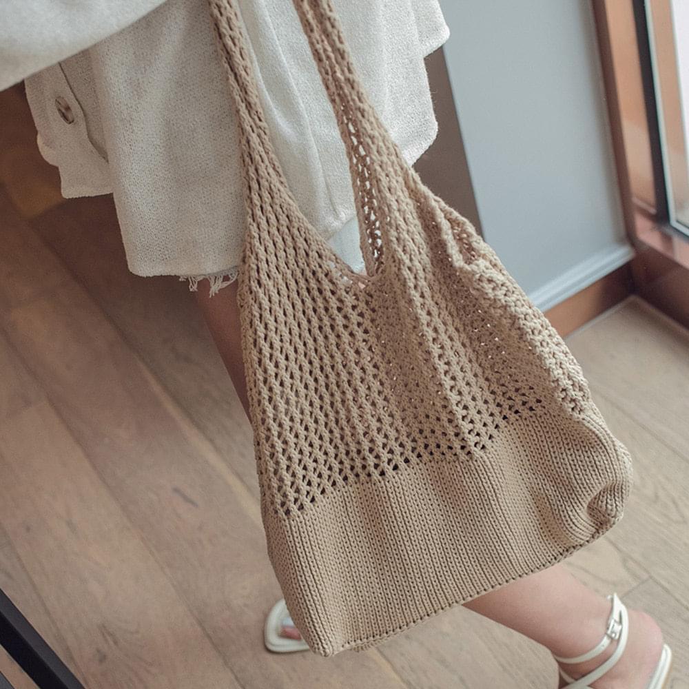 Herin knit knit bag