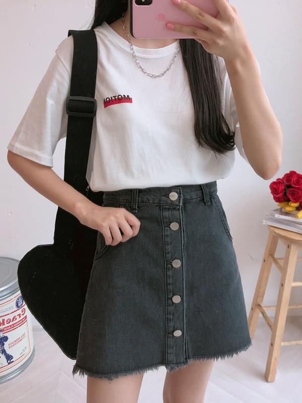 MOTION 반팔 티셔츠 (t0160)