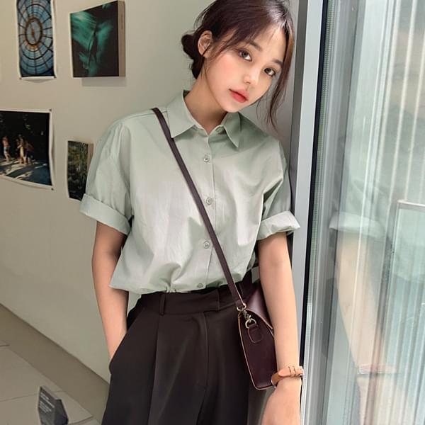 Auburn Short Sleeve Shirt