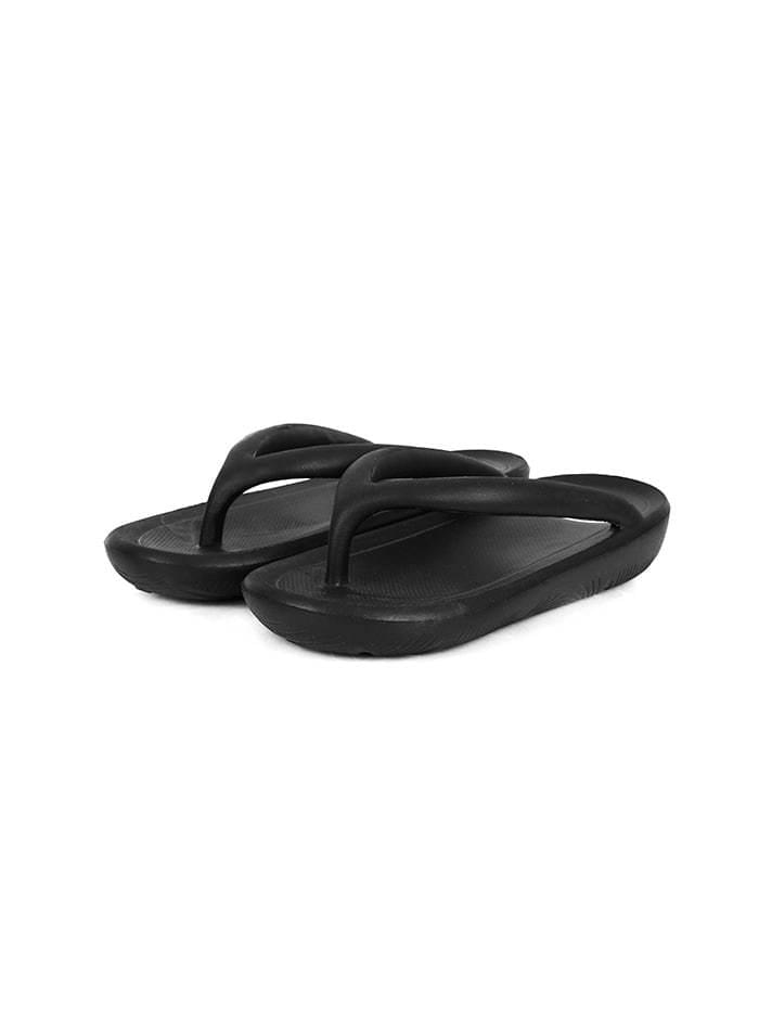 easy cushion flip flops (5 color)