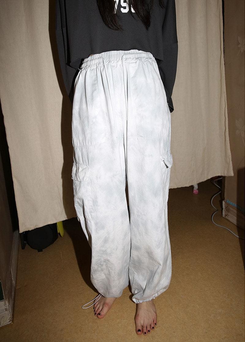 Bleach Cargo Pants