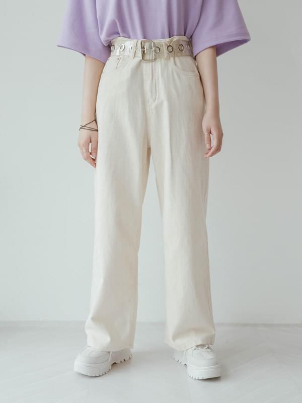 Natural pants