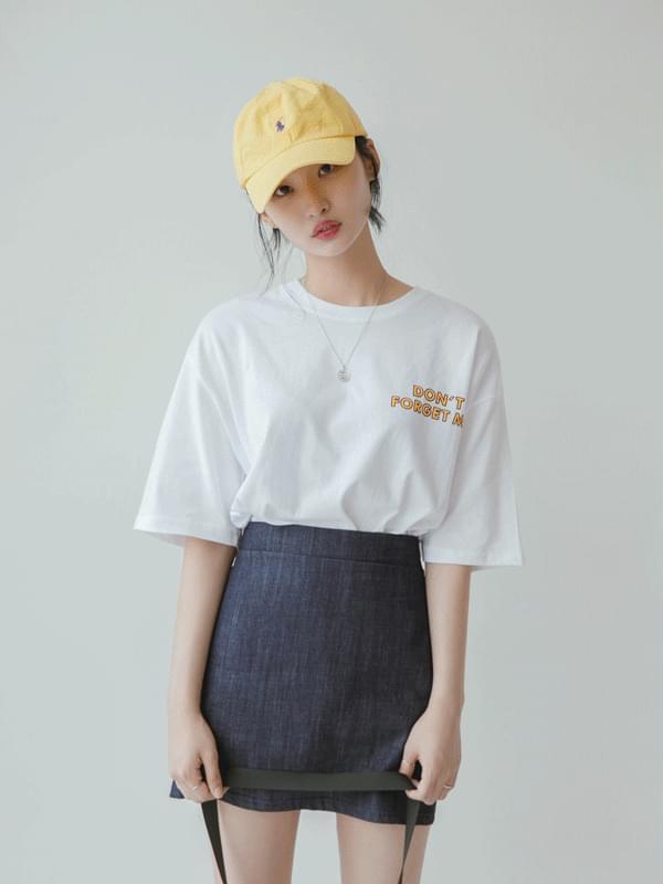 못난이 박시 티셔츠 (t0157)