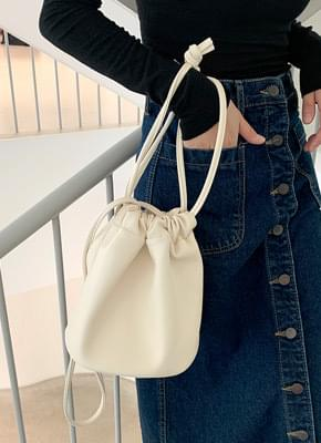 String mini bag