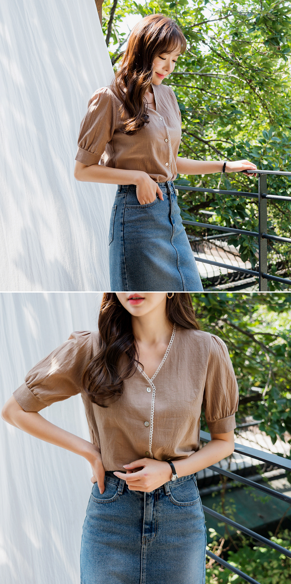 Ode blouse