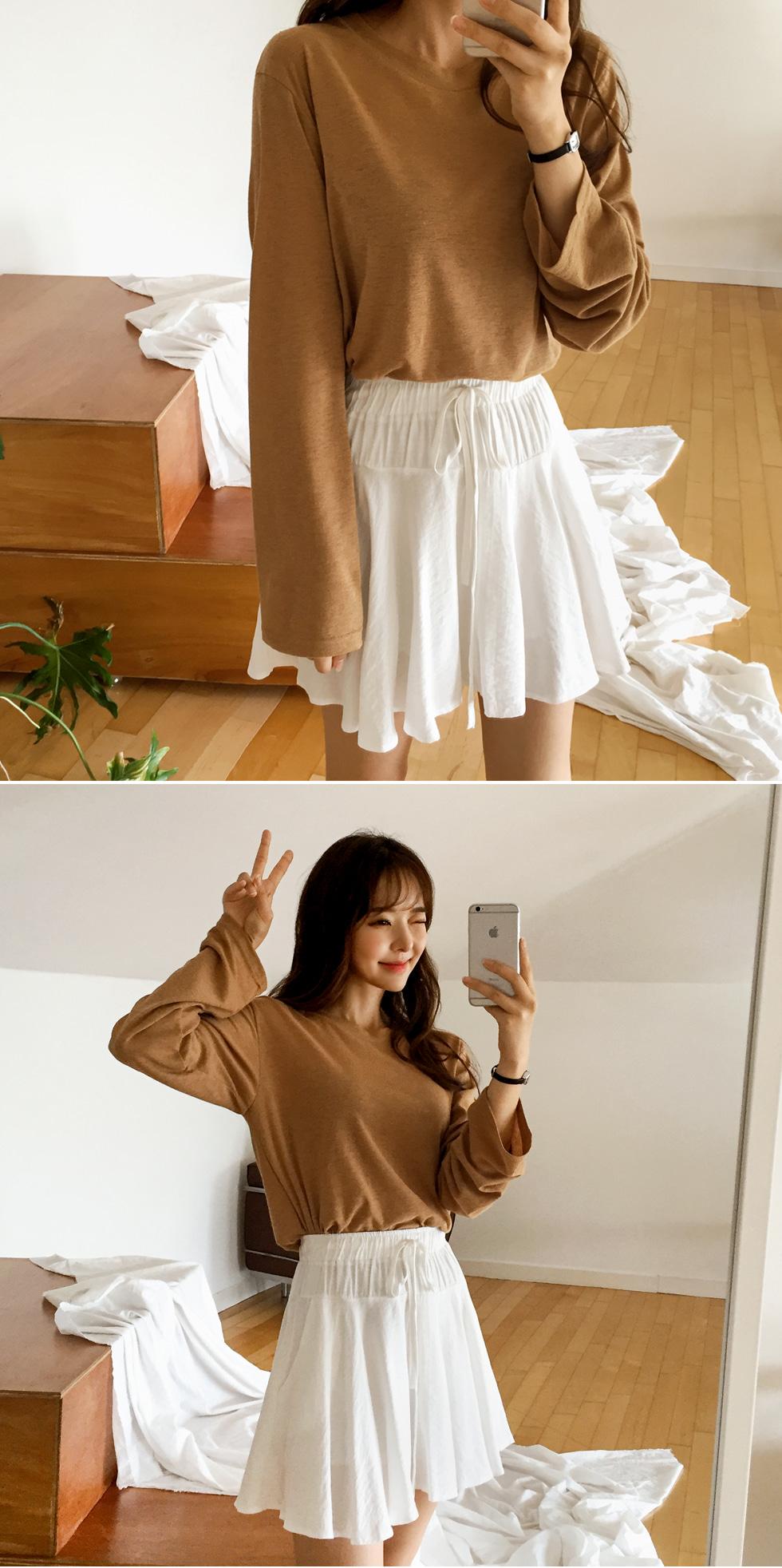 Nana Flare Skirt
