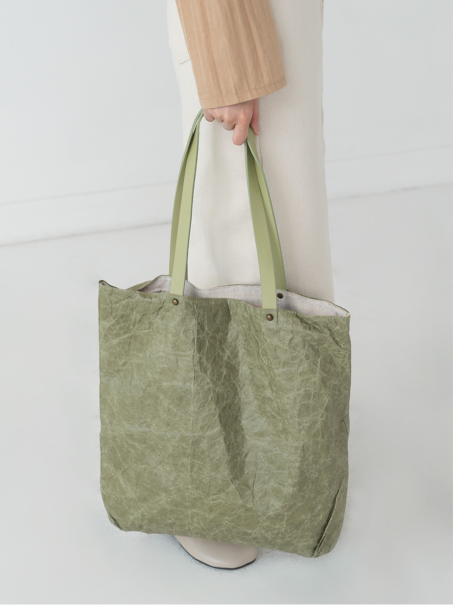 unique wrinkle paper bag