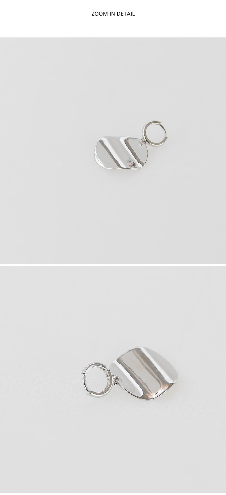 mood oval earring