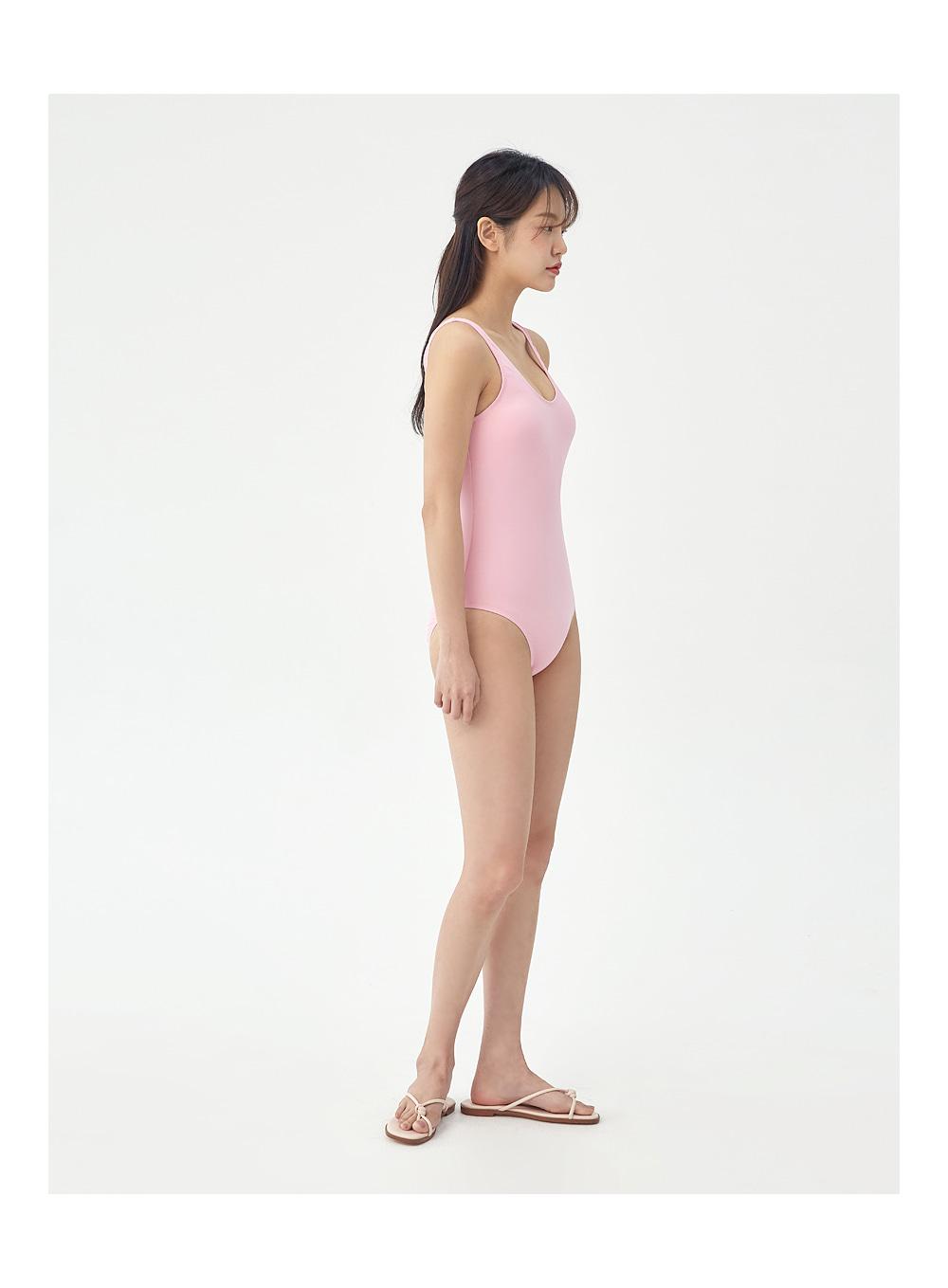 ewe-shirring bikini