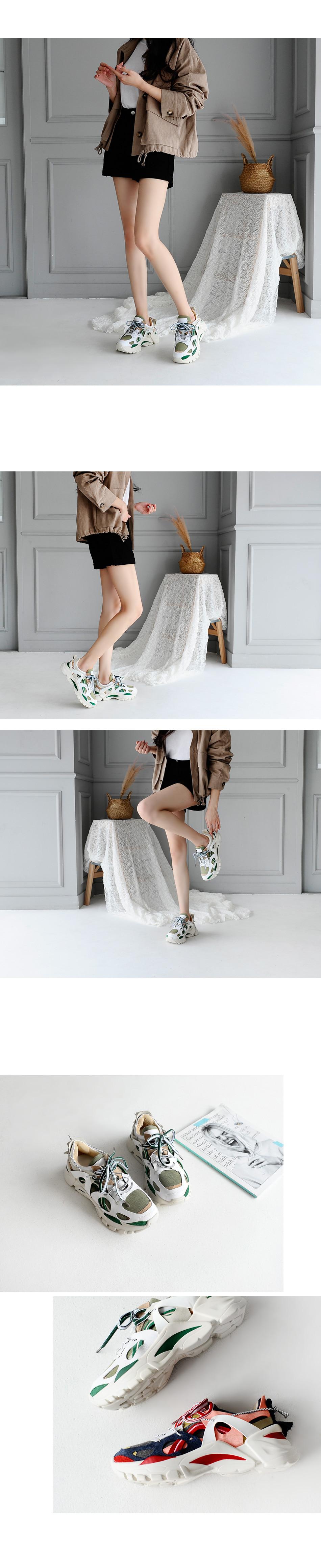 Obelon Sneakers 5cm
