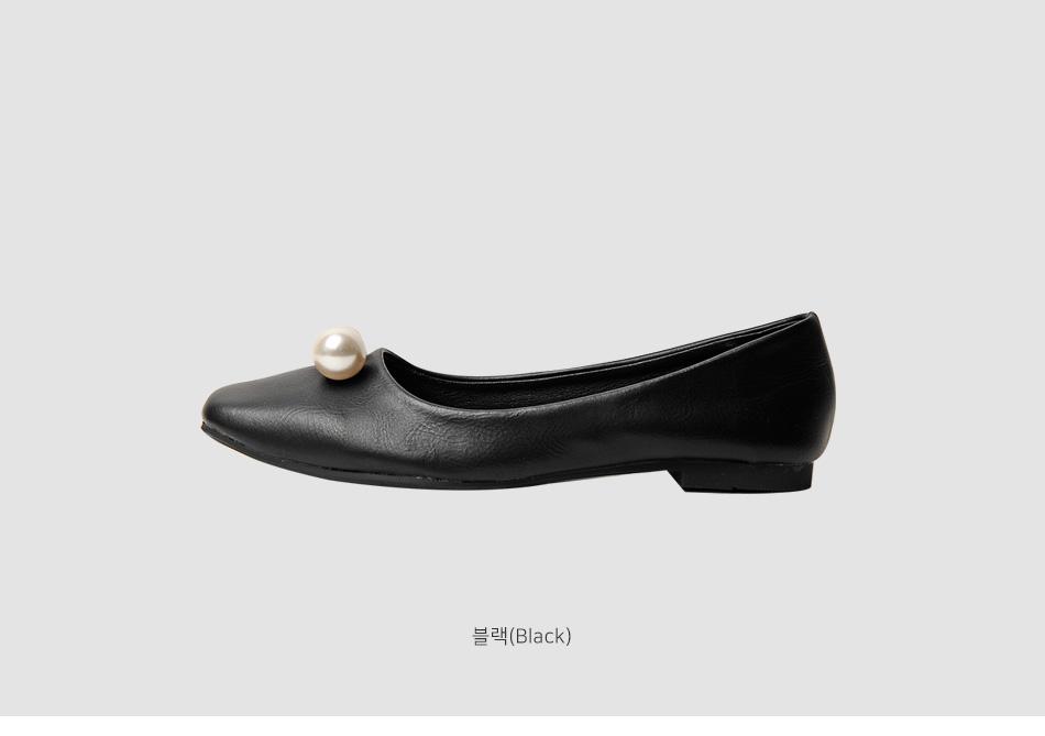 Perots Flat Shoes 1cm