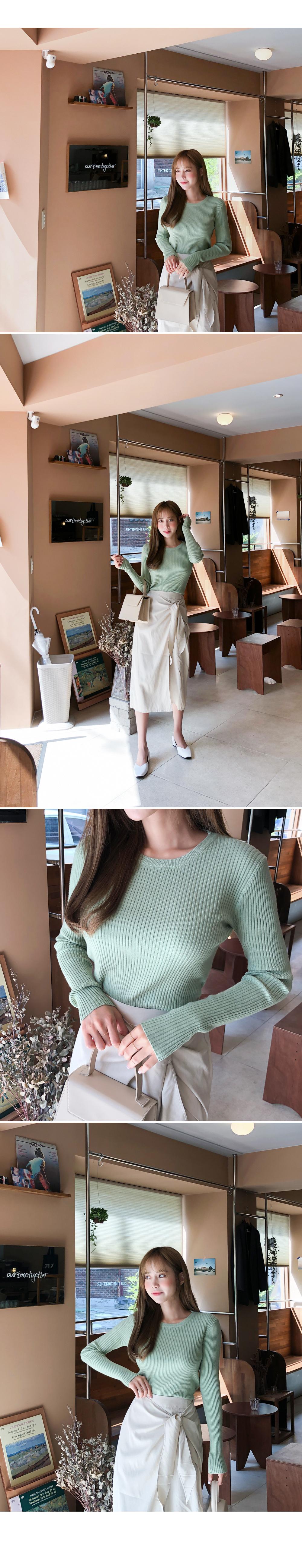 Body Line Pretty Knit