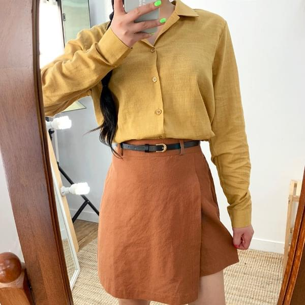 Honey Plain Long Sleeve NB