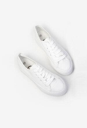 Standard cotton sneakers (2color)