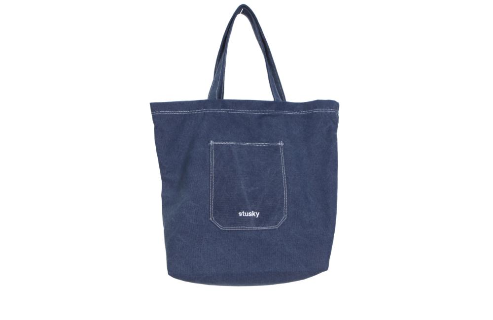Wide Cotton Eco Bag