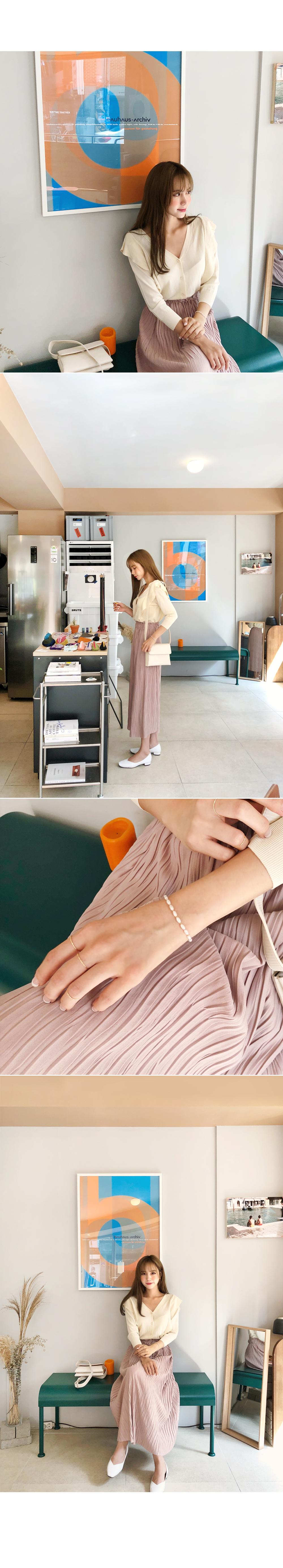 Line elegant bracelet