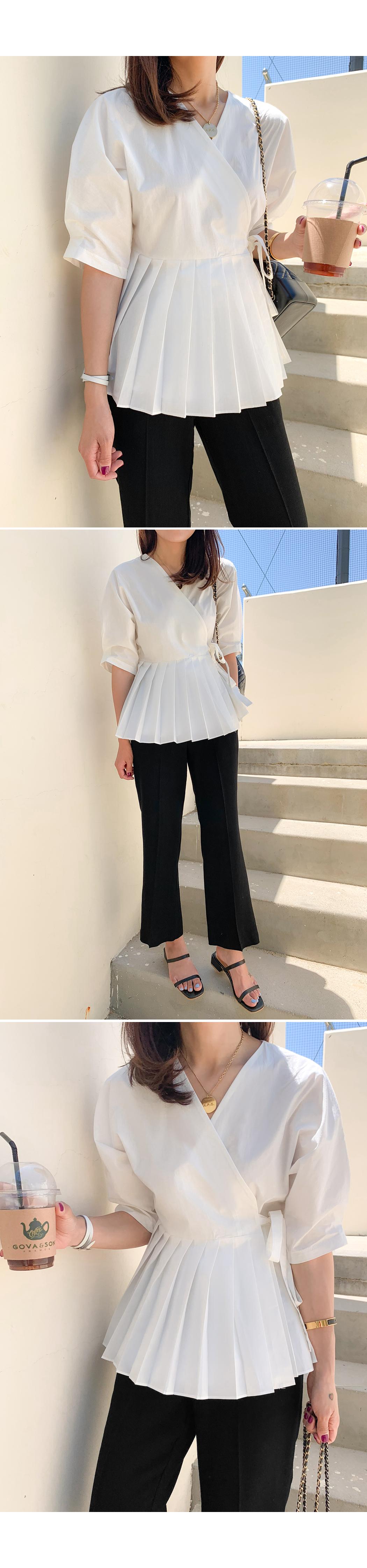 Soft garment linen slack