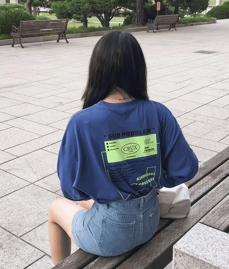 Crux Round T-Shirt