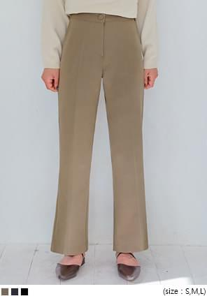 MILANO BOOTS CUT SLACKS