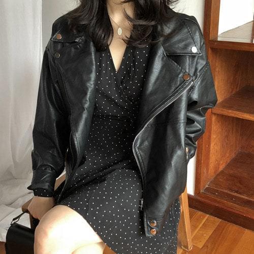 Antique Leather Jacket