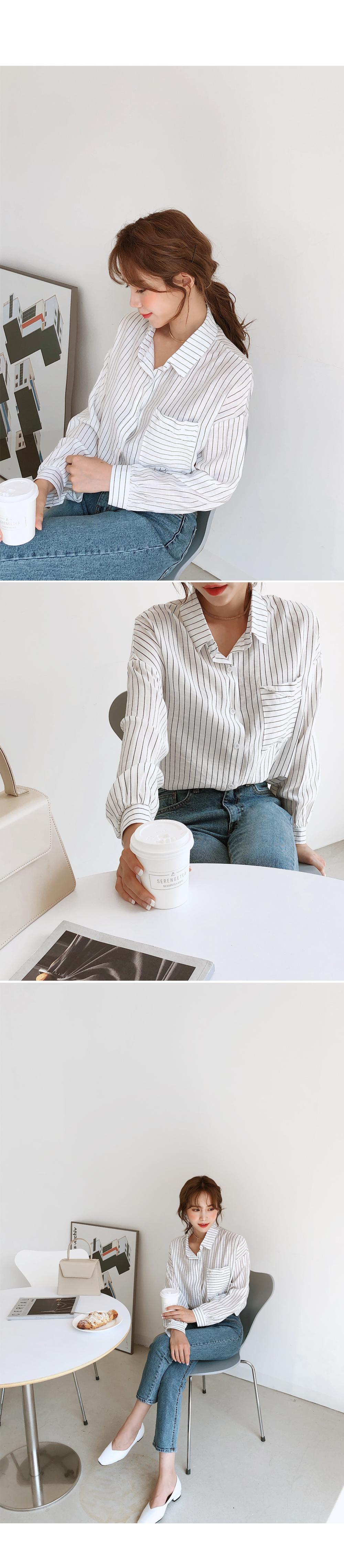 Basic Crystal Shirt