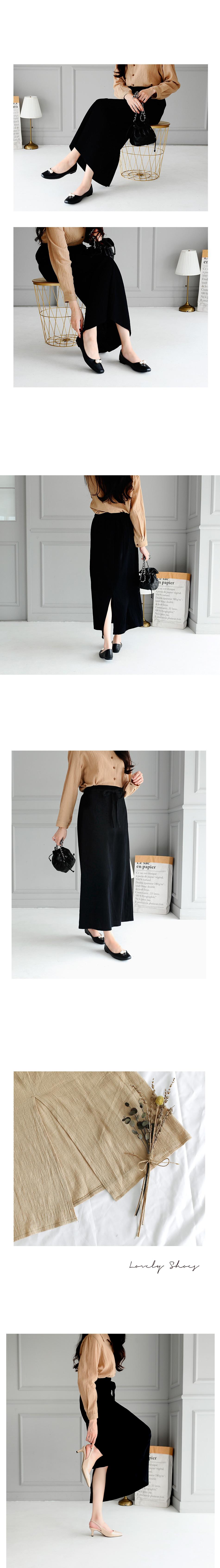 Robins long skirt