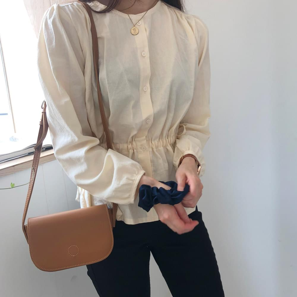 Round string blouse