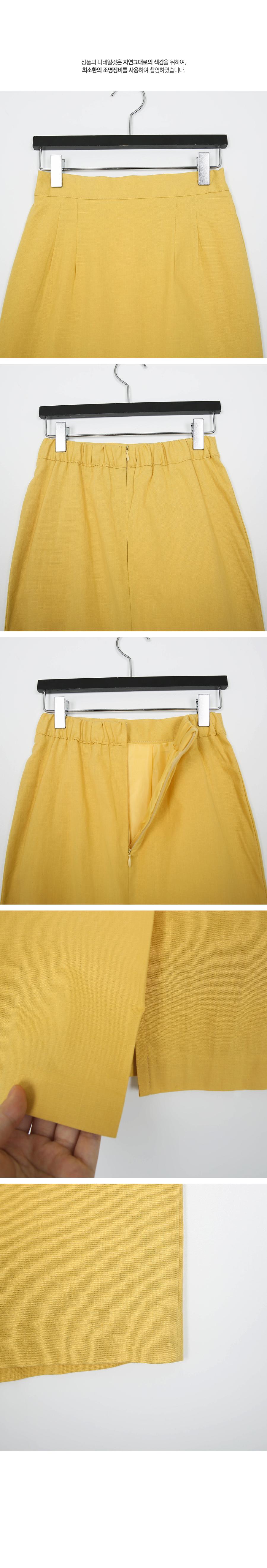 Mango skirt midi skirt