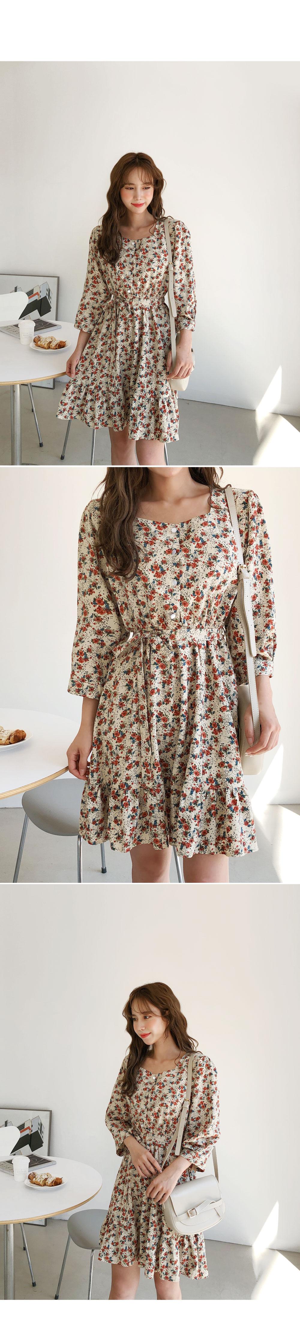 Pretty world full dress