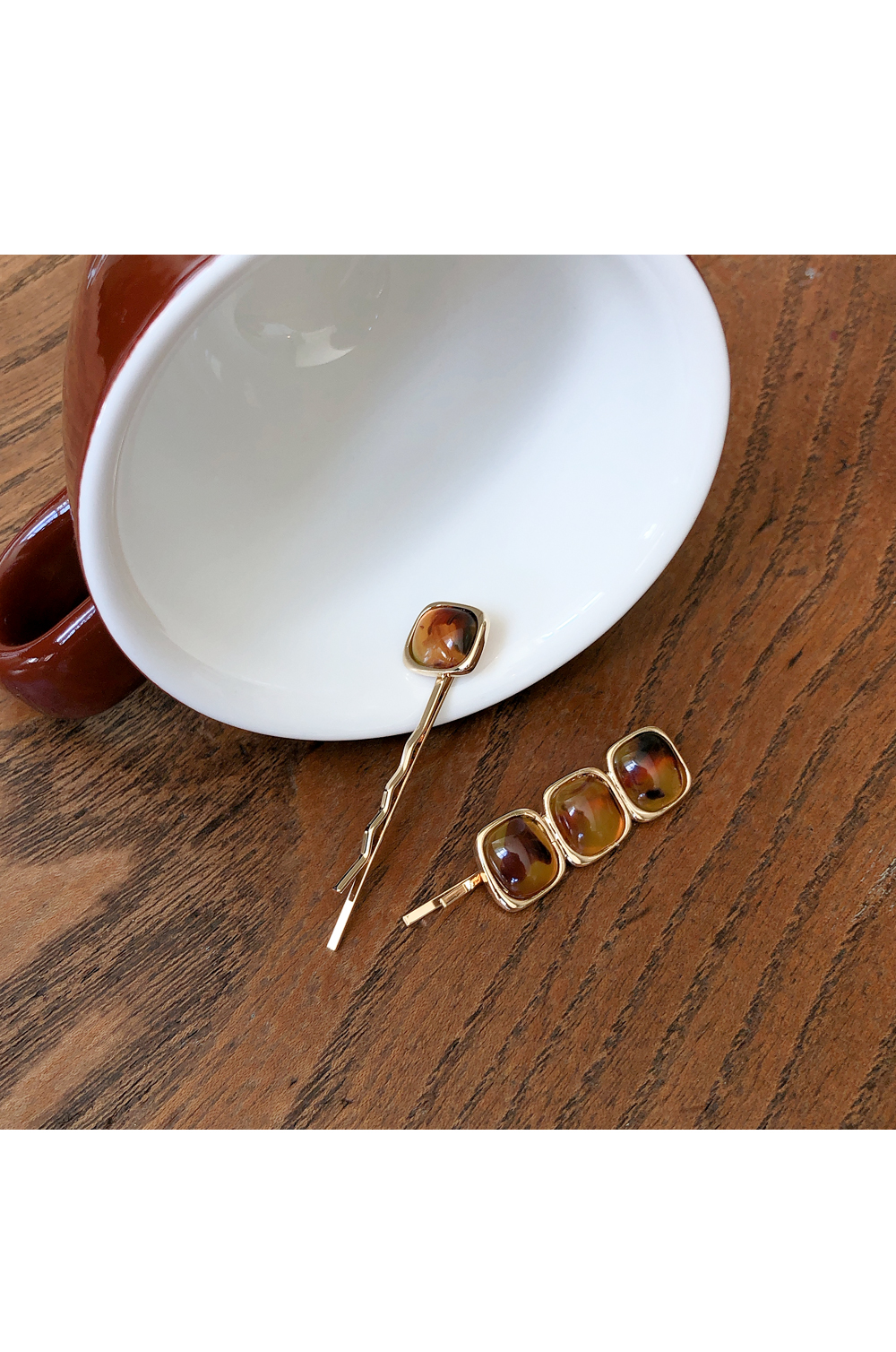 Mysterious Charming Hairpin SET