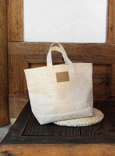 Pick tote bag