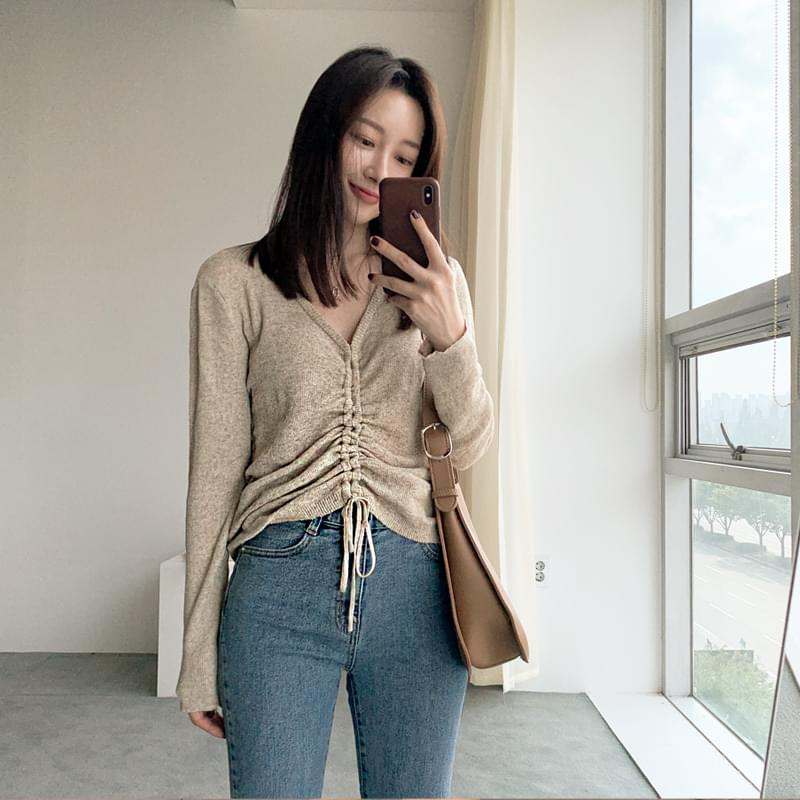 Boca string knit