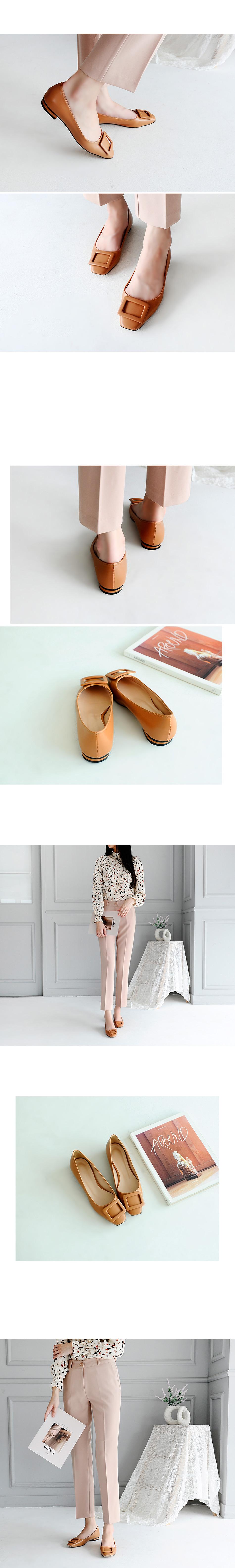 Florence Flat Shoes 1cm