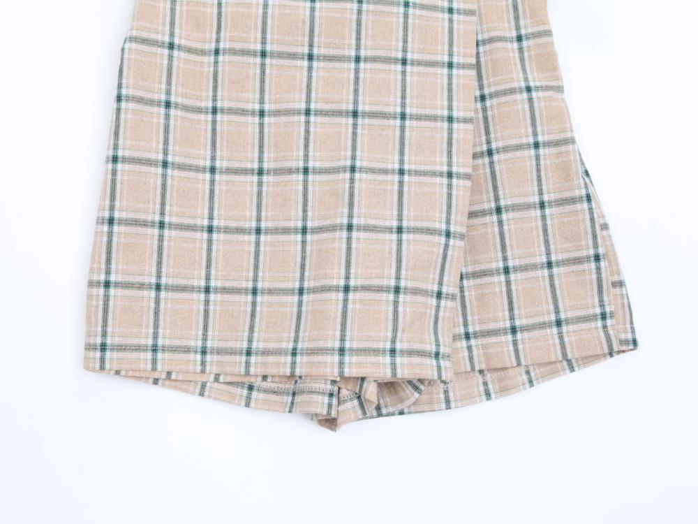 Return wrap pants