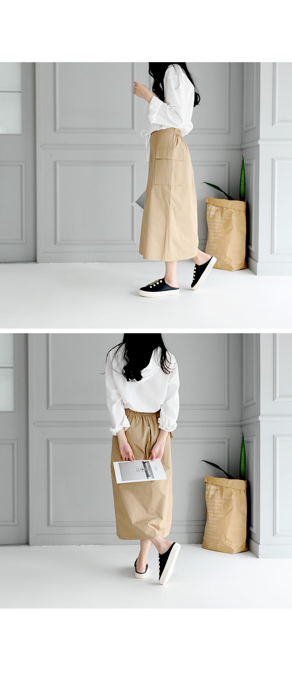 Mailen string hood